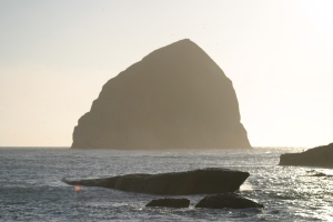 Haystack Rock, Cape Kiwanda, Oregon