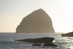 Haystack Rock, Cape Kiwanda, Oregon